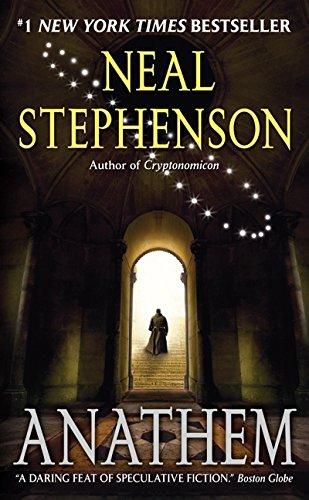 Book cover for Anathem