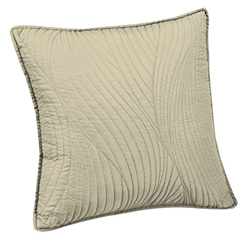 Brielle Stream Embroidered Euro Ivory