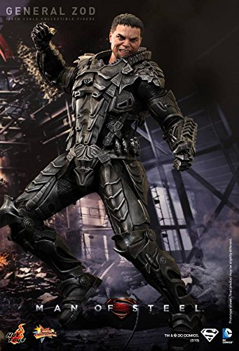1/6 MMS216 Man Of Steel Superman General Zod ()