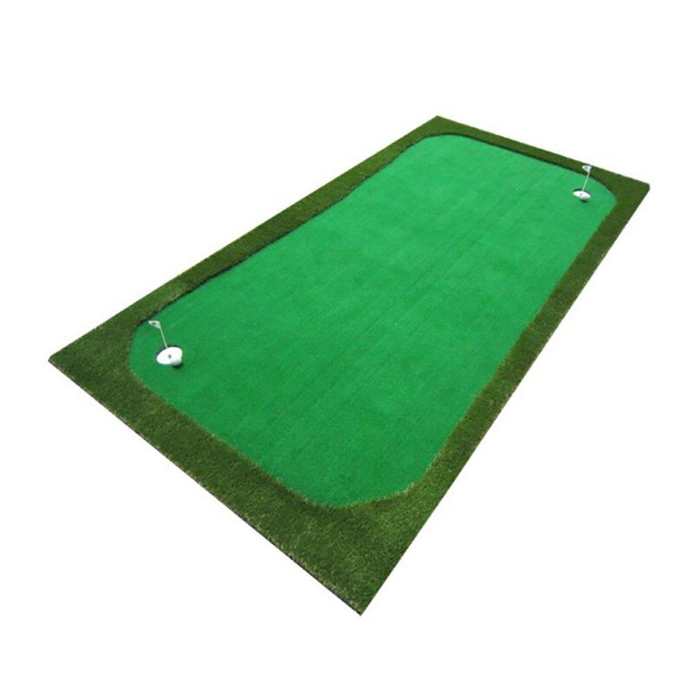 YD-パッティングマット ゴルフ屋外屋内パットプラクティスマット4サイズオプション /& 75cm×300cm  B07G2YZWYD