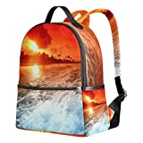 Beach And Sunset View Unisex R