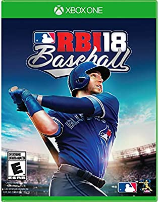 RBI Baseball 2018 - Xbox one: Amazon.es: Videojuegos