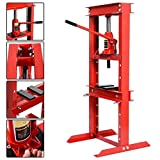 12 Ton H-Frame Shop Press Hydraulic Jack Stand Only
