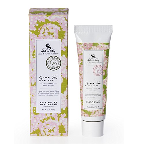 Green Tea Hand Cream - 8