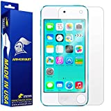 ArmorSuit MilitaryShield - Apple iPod Touch Screen Protector (6th Gen) Anti-Bubble Ultra HD - Extreme Clarity & Touch Responsive with Lifetime Replacement Warranty (6th Generation)