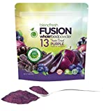 Cheap Superfood Whole Food Powder. Vegan Gluten Free. Non GMO. 13 Different Purple Fruit & Vegetables. Supports Healthy Aging, Strong Memory. 2,000 Phytonutrients/Serving. By Blendfresh.
