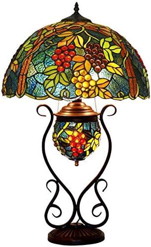 HT Tiffany Styled Decor Table lamp
