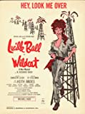 img - for Hey, Look Me Over (from 'Wildcat' starring Lucille Ball) book / textbook / text book