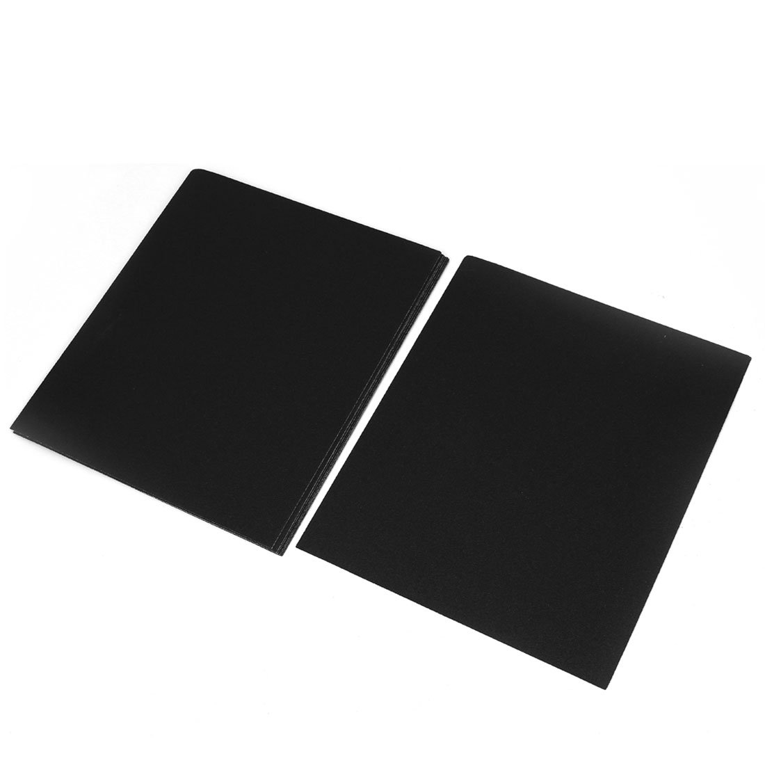 uxcell 28x23cm Silicone Carbide Abrasive Polishing Sandpapers 400 Grit 10pcs SYNCTEA047397