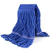 Replacement Mop Head Refill Hand Free Easy Wring Mop Head Heavy...
