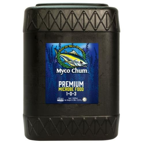 Plant Success Myco Chum 5 Gallon by Plant Success