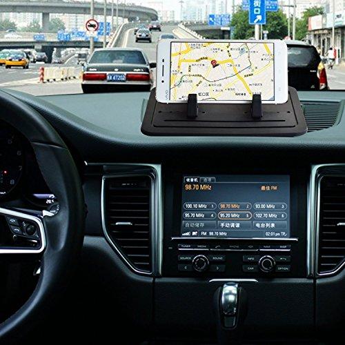 Cobao Car Silicone Anti Slip Pad Dash Mat Amp Cell Phone
