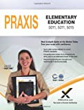 Praxis Elementary Education 0011, 5011, 5015 Book and Online, Sharon Wynne, 1607873931