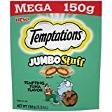Temptations MEGA Jumbo Stuff Tempting Tuna Flavor (1-Bag) (NET WT 5.3 OZ) Review