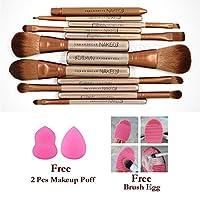 Lifestyle-You Makeup Brush Set - 12 Pieces