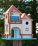 Home Bazaar Lake House Birdhouse