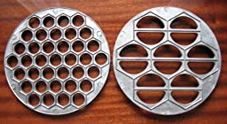 2 Maker Vareniki Ravioli Pelmeni Form Pierogi Varenyky by 1000 Melochey