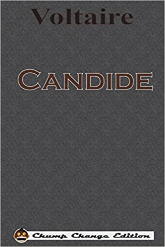 examples of satire in candide by voltaire