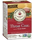 Traditional Medicinals Throat Coat Review