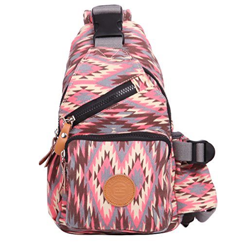 Eshow Womens Shoulder Daypack Bookbag product image