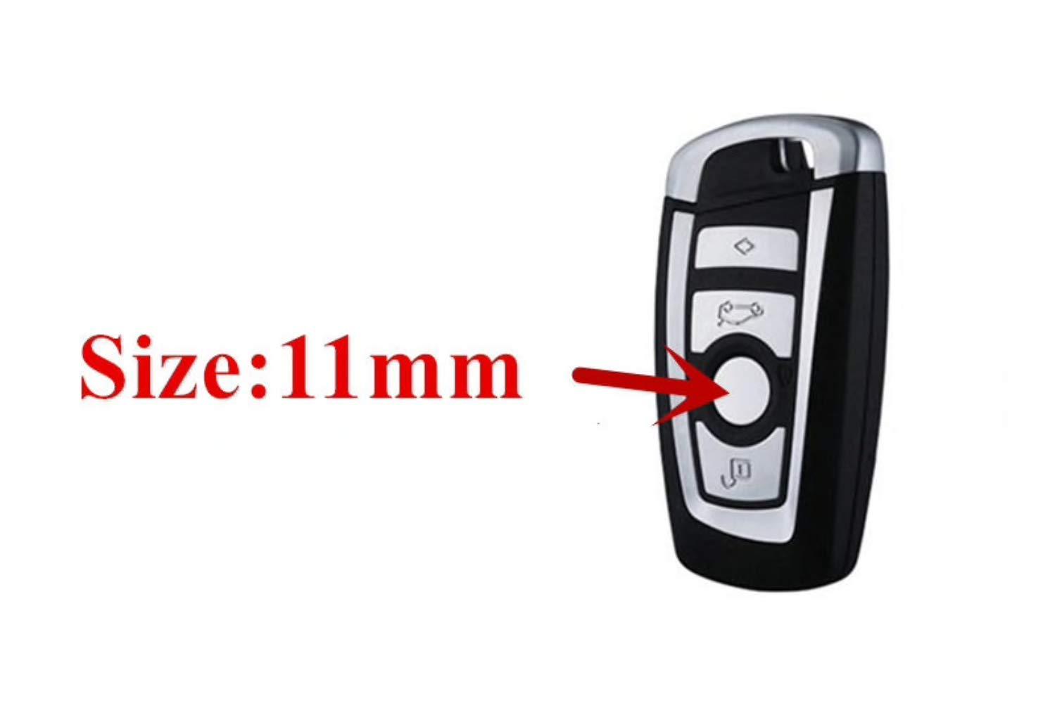 11 mm 66122155754 B M W Schl/üssellogo-Emblem