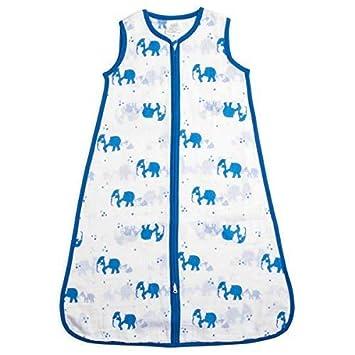 Amazon.com: Saco de dormir Aden + Anais, M, Elefantes: Baby