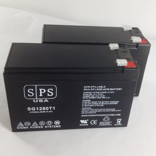 Replacement Battery for CP550SLG 12V 8Ah UPS Battery  -