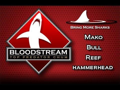 Aquatic Nutrition Shark Chum Bloodstream Top Predator Chum 5 lb