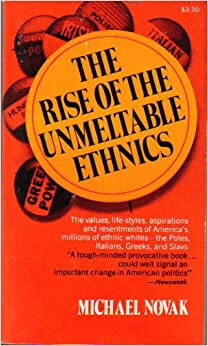 Image result for rise of the unmeltable ethnics amazon