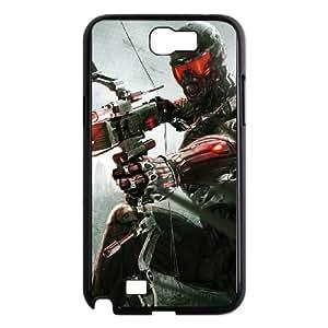 Crysis 3 Samsung Galaxy N2 7100 Cell Phone Case Black Delicate gift JIS_259750
