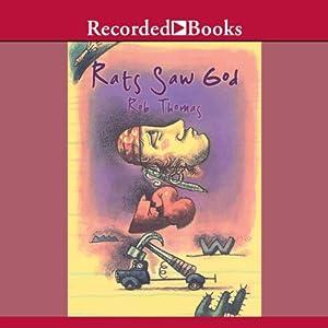 Rats Saw God Hörbuch