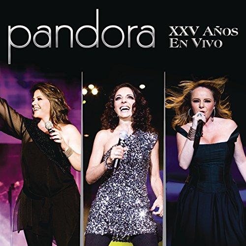 Pandora XXV Años En Vivo