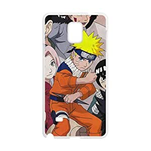 Cartoon Anime Naruto Phone For SamSung Note 4 Case Cover