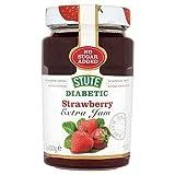 Stute No Added Sugar Diabetic Strawberry Jam (430g) - Pack of 6