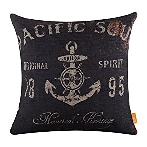 51Ol6-h90LL._SS300_ 100+ Coastal Throw Pillows & Beach Throw Pillows