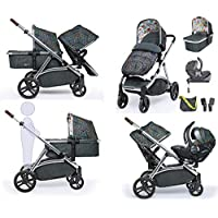 Cosatto Wow XL Tandem Pushchair Nordik with Dock