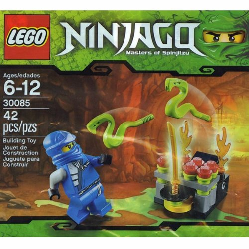 LEGO Ninjago Jumping Snakes Jay ZX Minifigure -