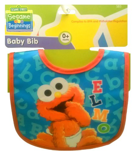Sesame Beginnigs Baby Features Elmo
