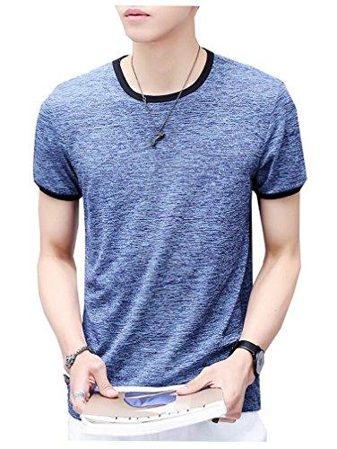 メンズ Tシャツ 半袖 短袖 カットソー ゆったり 高品質 吸汗速乾 軽い 柔らかい 無地 おしゃれ カジュアル 夏季対応 トップス TX700