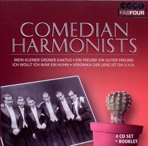 Comedian Harmonists - Ihre Grossen Erfolge CD1 - Zortam Music