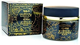 Oudh Nabeel Black Incense (Formerly Oudh Etisalbi) - 60gms by Nabeel
