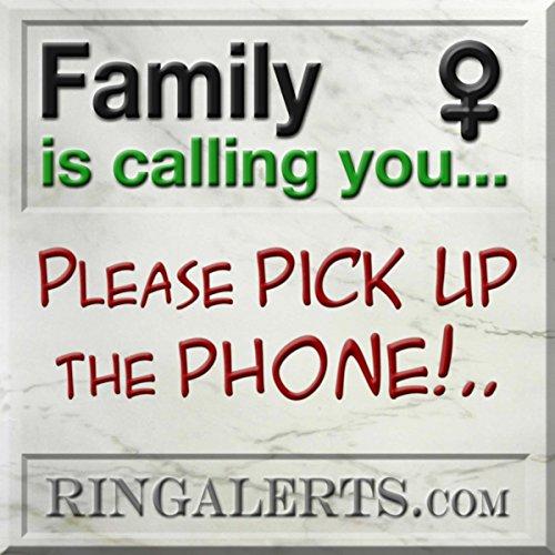 (Family Calling... ♀ Female)