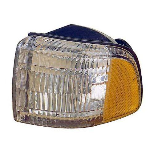 1994-2001 Dodge Ram 1500 (without Sport Package) 1994-2002 Ram 2500 3500 Pickup Truck Corner Park Light Turn Signal Marker Lamp Left Driver Side (1994 94 1995 95 1996 96 1997 97 1998 98 1999 99 2000 00 2001 01 2002 02) Aftermarket Auto Parts