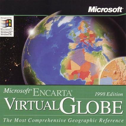 Amazon microsoft encarta virtual globe 98 microsoft encarta virtual globe 98 gumiabroncs Gallery