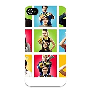 Ellent Design Glee Case Cover For Iphone 4/4s For New Year's Day's Gift hjbrhga1544