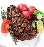 Organic Grass Fed NY Strip Steak ONE (8 oz. Steak)