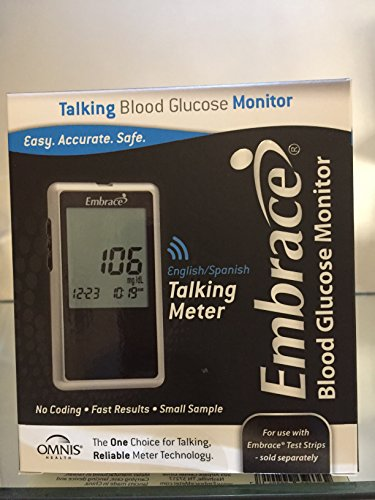 Embrace Blood Glucose Monitoring System Lancets Org