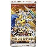 Upper Deck - JCCYGO105 - Cartes à collectionner - Yu-Gi-Oh! Jcc - Booster La Rage du Guerrier