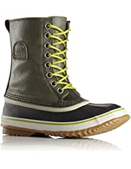 Sorel 1964 Premium CVS Boot-Womens Peatmoss/Black