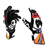 Repsol Honda MotorBike Shoes Casey Stoner MotorBike Boots Racing MOTO GP (X Large Gloves Only)